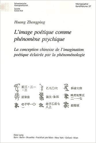 L'Image Poétique Phénomène