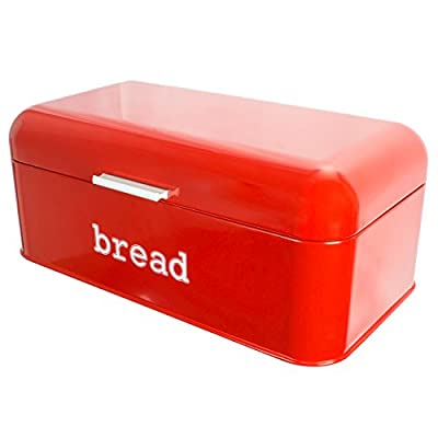 Vintage Bread Boxes – Stainless Steel Bread Container