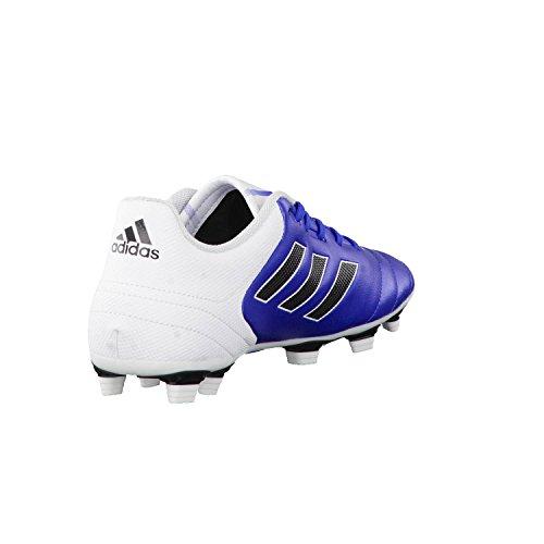 adidas COPA 17.4 FxG - Botas de fútbol para Hombre, Azul - (AZUL/FTWBLA/NEGBAS) 44