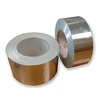 1,5m autoadhesivo-alum Protección de calor tape//cinta adhesiva Cinta// 800 °