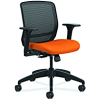 HON Quotient Task Chair, Tangerine CU46