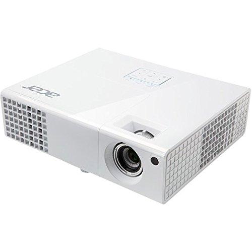 Acer H6510BD 3D Full HD DLP-Projektor (3D-fähig über HDMI 1.4a, Kontrast 10.000:1, 3.000 ANSI Lumen, Full HD 1920 x 1080 Pixel) weiß