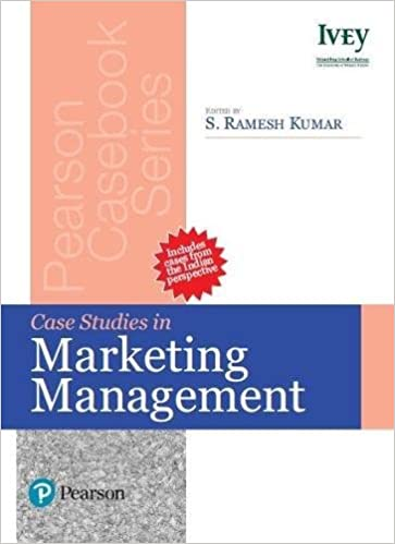 marketing management 15e (with free indian cases book) pdf