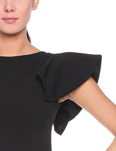 Solo Capri Tubino, Vestido para Mujer Negro