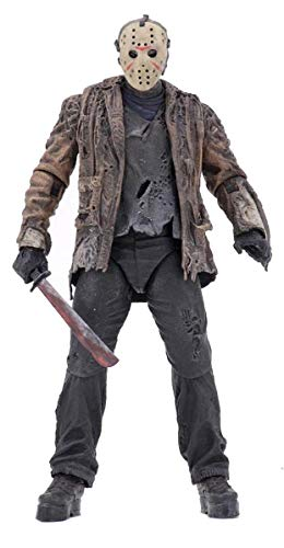 NECA Freddy vs Jason: Ultimate Jason 7 Inch Action Figure from NECA
