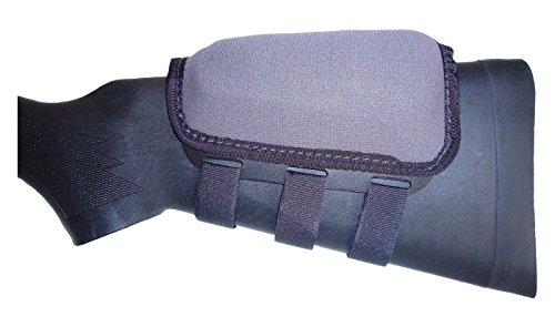ITC Rifle Cheek Pad/Cheek Riser/CheekRest Marksmanship/Grey Wet - Cheek Pads Gray
