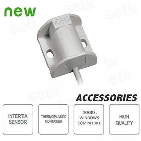 Sensor inercia para detector impactos - setik: Amazon.es: Bricolaje y herramientas