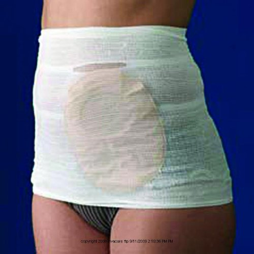 Carefix StomaSafe Classic Ostomy Support Garments, Stomasafe Class Pch Supt Lg, (1 PACK, 3 EACH) ()