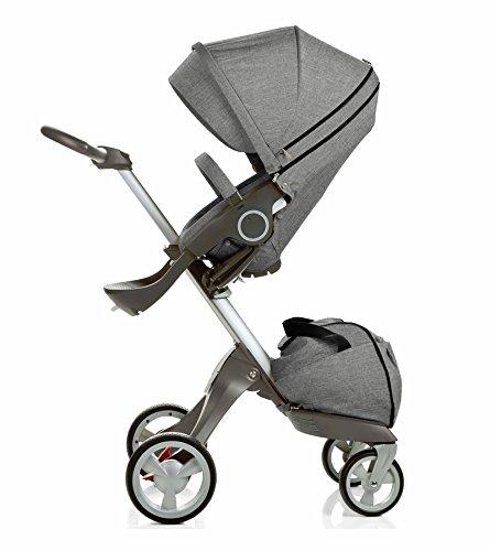 Stokke Xplory Stroller V3 Black Melange