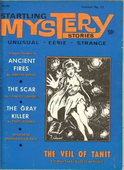 STARTLING MYSTERY Stories: Summer 1969, No. 13