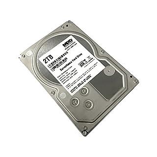 "MaxDigitalData 2TB 32MB Cache 7200PM SATA 3.0Gb/s 3.5"" Internal Surveillance CCTV DVR Hard Drive (MD2000GSA3272DVR) - w/ 2 Year Warranty"