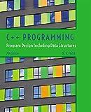C++ Programming: Program Design Including Data