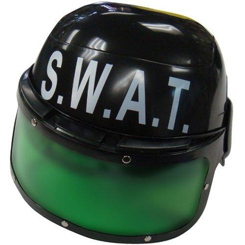 Dress Up America Halloween Seasonal Party Festival Relish Apparel SWAT Helmet -