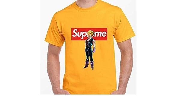 Camiseta Dragon Ball Z Supreme - Prince Vegeta: Amazon.es: Ropa y accesorios