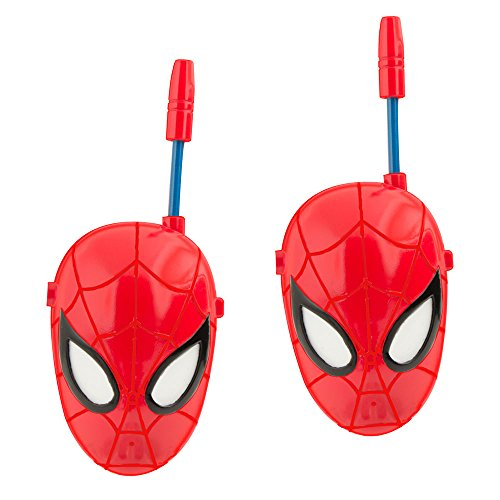 Spiderman Walkie Talkies