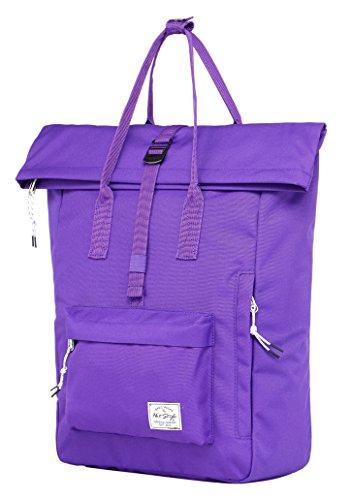 KAZIM 16 Cool Rolltop Backpack Travel Rucksack