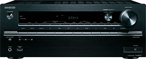 Onkyo TX NR747 175 Watt 7 2 Channel Bluetooth