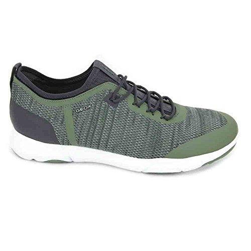 Geox Shoes U826BA 0006K C3016 Grey 6hOVSh