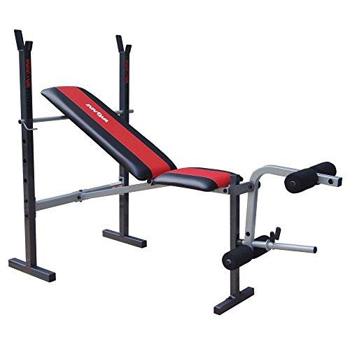 Innova-Fitness-WBX200-Standard-Weight-Bench