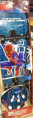 Bravo! 28 inch Skateboard Combo Set - Spider-Man