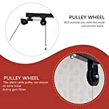 BESPORTBLE Fitness Cable Pulley Metal Silent