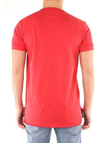 T Penn Uomo shirt rich By Rosso Woolrich Wytee0421 wqOpI6q