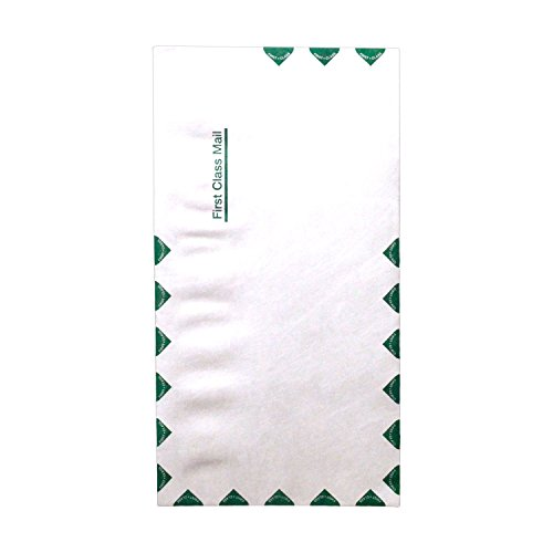 Envelopes Expansion White Plain End (6