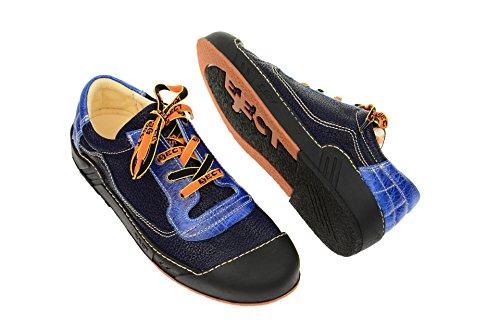 Et Eject 17257 Lacets Classique Bleu Coupe À Chaussures Femme 1 001 FH1Hnxfqpw