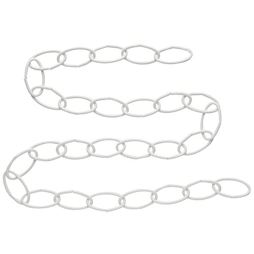 National Hardware N275-016 V2662 Extension Chains in White , 36