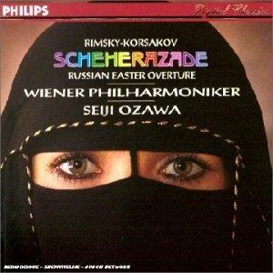 Scheherazade / Russian Easter Overture by Angelok
