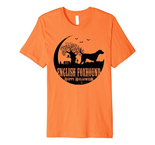 Mens ENGLISH FOXHOUND Dog Halloween Costume T-shirts 3XL (Fox And The Hound Halloween Costumes)