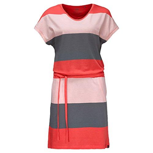 DRESS grey S;Farbe stripes Jack Größe DEL Wolfskin ISLA tarmac SOL qxq8ORInw