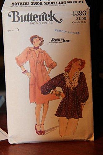 Uncut Vintage Butterick Pattern Dress - 5