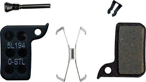 SRAM Road Hydraulic Disc Brake Pad Set Steel Back Organic ()
