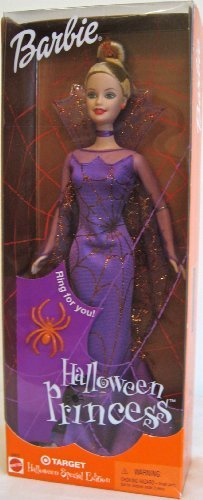Barbie Halloween Princess -