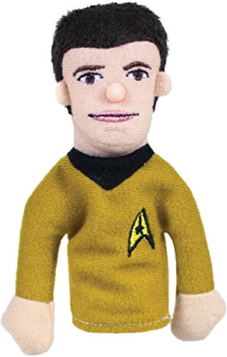 The Unemployed Philosophers Guild Chekov Finger Puppet and Refrigerator Magnet - Original Star Trek - For Kids and (Star Trek Icons)