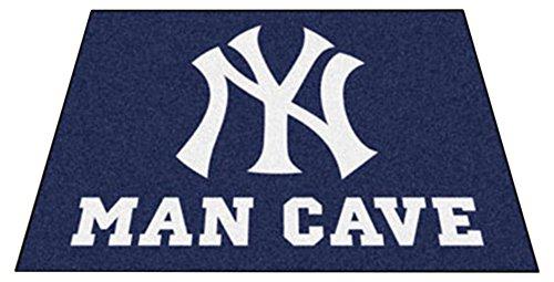 Fanmats 22444 MLB York Yankees Man Cave All-Star Mat by Fanmats (Image #1)