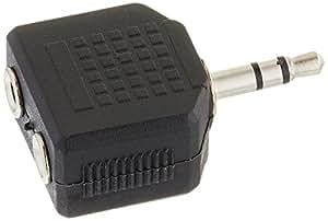 3.5mm Headphone Jack Splitter by Atomic Market