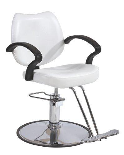 Classic Hydraulic Barber Chair Styling Salon Beauty 3W (Black) BestSalon BS-3W