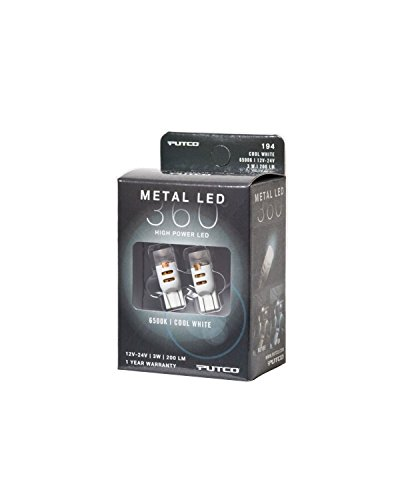 Putco Lighting 340194C-360 Metal LED Bulb