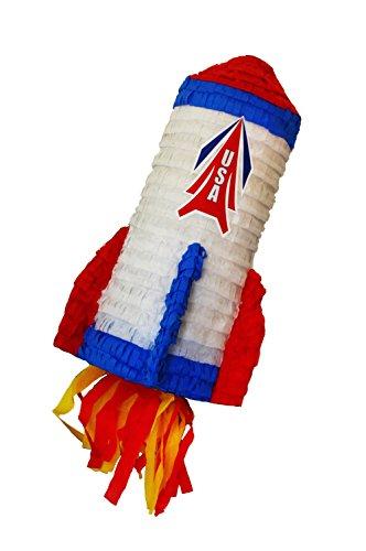 USA Rocket Pinata