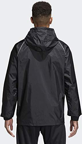 adidas Men's Core 18 Rain Jacket