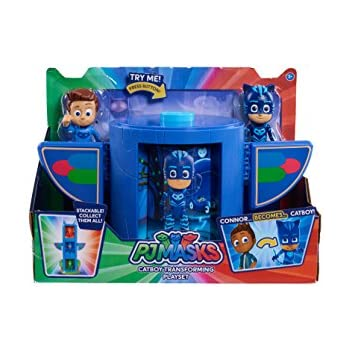 Just Play PJ Masks Transforming Figure Set - Catboy