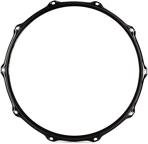 - S Hoop 10-lug Snare Batter Side Drum Hoop - 14