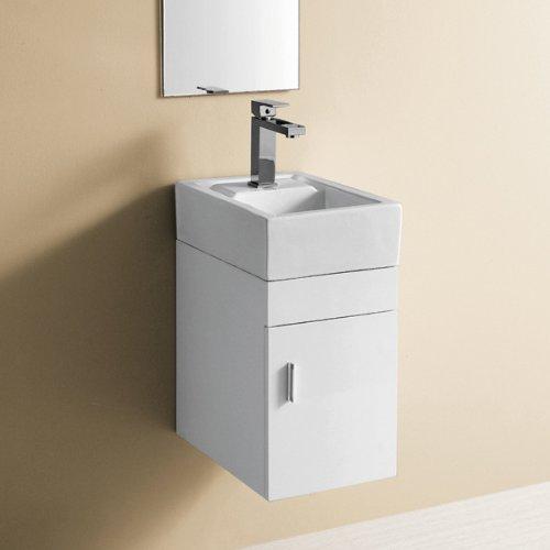 Schön Designset Waschbecken U0026 Unterschrank: Amazon.de: Baumarkt