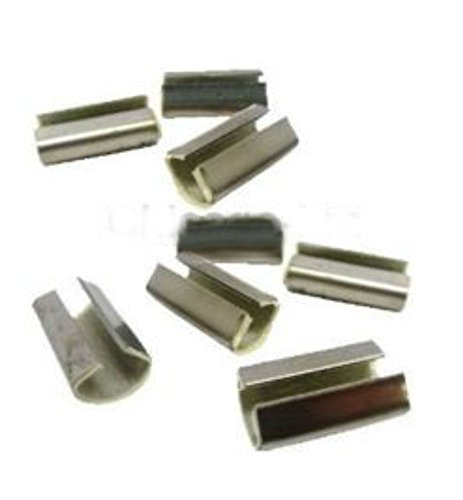 20 Pcs BW Clips Upholstery Supplies spring (C (Zig Zag Wire)