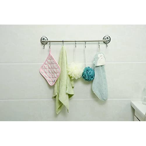 good B-Lock Suction Hooks Towel Holder Towel Hooks Super Hooks Lock Tool Super Strong Suction Base without Tool Location is Removable and Relocation