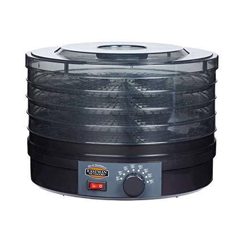 Eastman Outdoors 38254  Food Dehydrator, 245-watt (Adjustable Thermocouple)