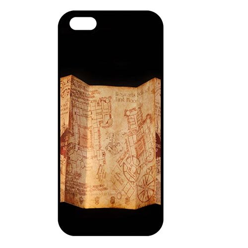 Coque,Harry Potter Map Design Proof Dust Cover for Coque iphone 7 PLUS 5.5 pouce Skin Cover With Best Plastic - Cute Coque iphone 7 PLUS Phone Case Cover for Gift