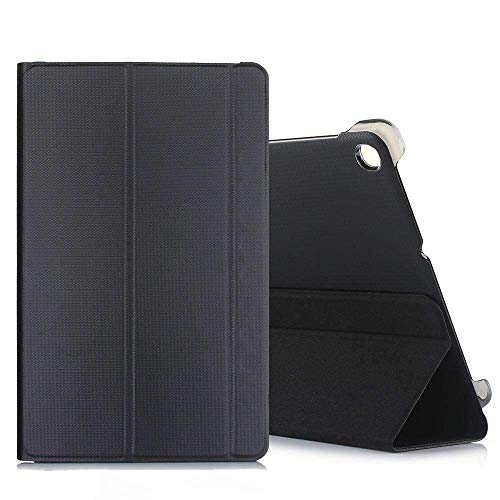 AMZER Horizontal Flip Leather Protective Case with Holder for Samsung Galaxy Tab A 10.1 2019 SM-T510/ Samsung Galaxy Tab A 10.1 2019 SM-T515